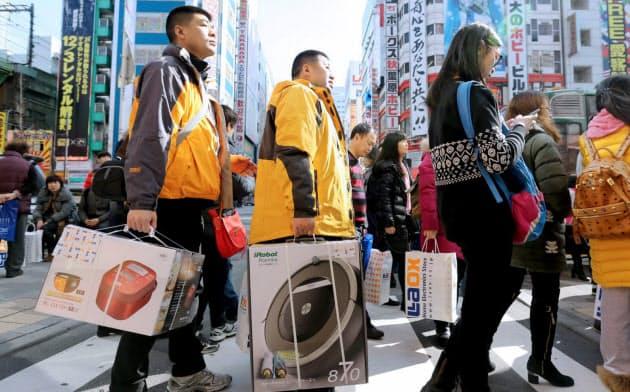 訪日中国人、新型肺炎の影響どこまで 観光業界に打撃