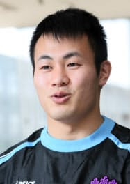 ラグビー日本代表 福岡堅樹