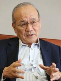 とりはら・みつのり 1943年東京都生まれ。67年東大経卒、東京ガスへ。2006年同社社長、会長を経て現在相談役。11年6月から日本障がい者スポーツ協会会長兼日本パラリンピック委員会委員長(14年8月から会長)