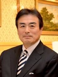 原田宗彦教授