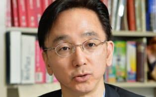 大湾秀雄 東大社会科学研究所教授