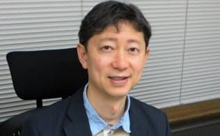 日本医療機器開発機構の内田毅彦社長