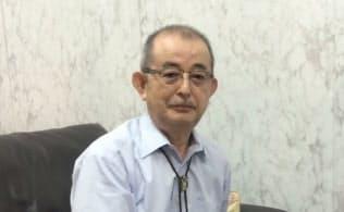 愛知学院大歯学部(名古屋市)の田中貴信・前部長