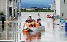 浸水想定の地に住宅誘導 まち集約の自治体9割で