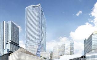 渋谷には高層ビルが続々と建設される予定だ(再開発完了後の渋谷駅周辺イメージ図)