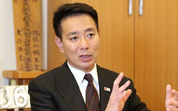 菅政権で前原氏は、国交相や外相として中国漁船衝突事件に対応した