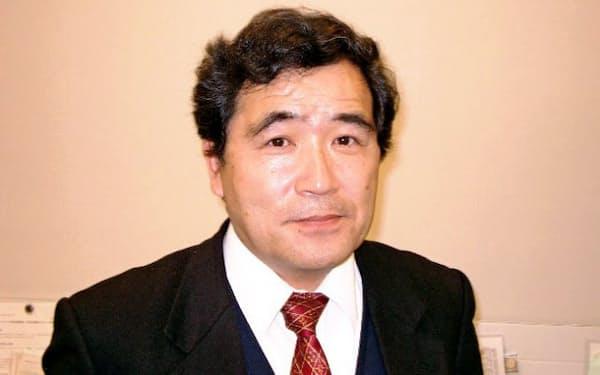 山田正・中央大学教授