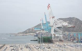 成長市場のインフラ案件取り込みは国家と企業の総力戦になりつつある(モロッコの港湾整備)