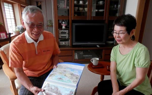 池田武史さん夫妻は北海道伊達市での移住生活を満喫している