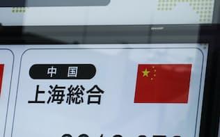 上海総合株