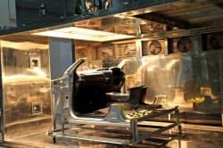トヨタ自動車のタイの研究開発拠点では、樹脂部品の耐熱性試験など充実した試験設備が整う(中部サムットプラカーン県)