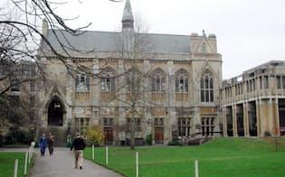 英政府のかたくなな姿勢は、大学にダメージを与えている(英オックスフォード大)