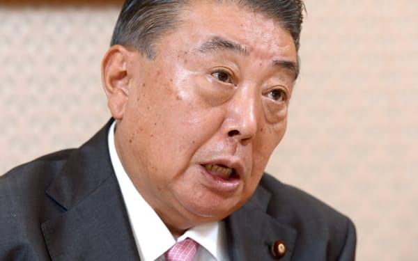 海部政権の誕生を「政治の動く現場をみて震えた」と振り返る大島氏