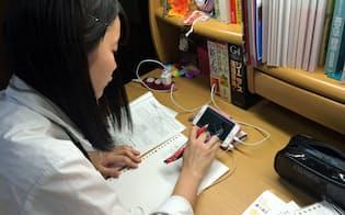 受験サプリの授業動画は何度も視聴可能。2000超の動画が好きなときに見られる