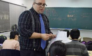 中学生から海外大学への進学を考えるケースも(東京・渋谷のお茶の水ゼミナール)