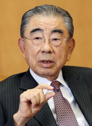 鈴木セブン&アイHD会長