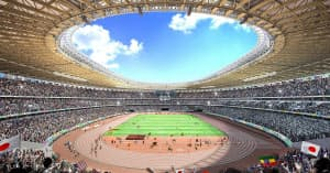 A案内部=日本スポーツ振興センター提供・共同