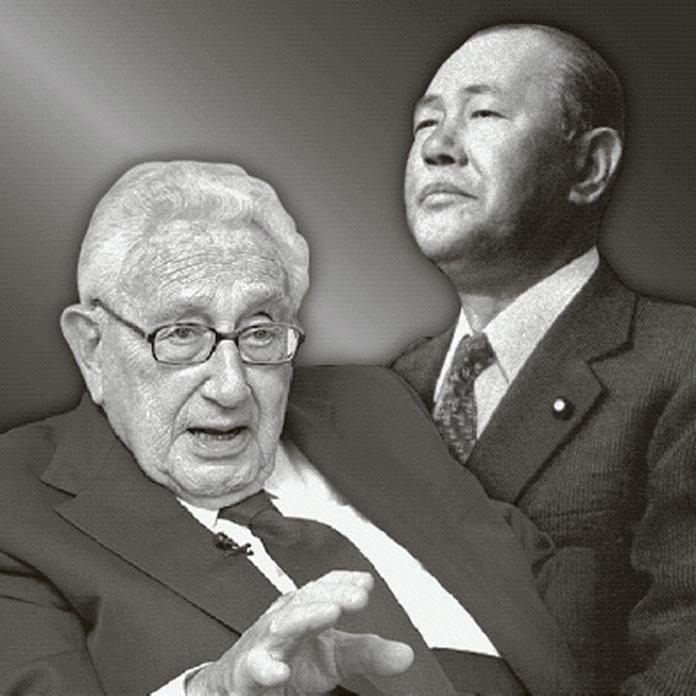 田中 角栄 に 反旗 を 翻 した 創 政 会 の トップ は