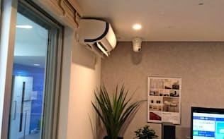 エアコンは立ち上げ時が最も電力を消費する
