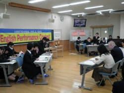 ディベートを通して4技能をバランス良く養う(広島県立広島中学校)