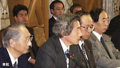 医療制度改革、聖域にメス(01年小泉首相)