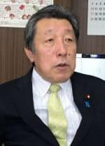 長島忠美復興副大臣
