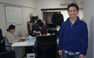 アイケアの山田洋太社長は千葉県内の病院の経営企画室室長として、病院の経営再建に取り組み、困難だとされていた黒字化に成功した経験ももつ