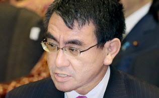 政治家として岐路に立つ河野氏(2月29日、衆院予算委)