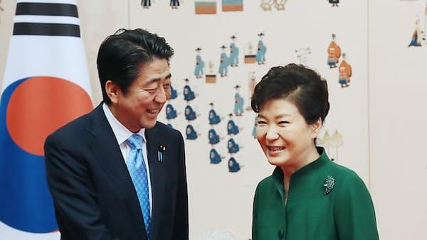 改善か逆戻りか 慰安婦合意3カ月、我慢の日韓外交