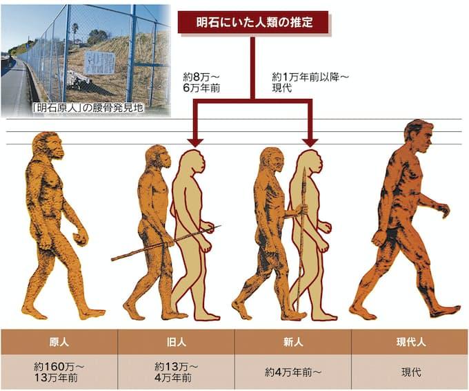 日本最古の人類」は今(とことんサーチ): 日本経済新聞