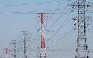 発電所などに投資する