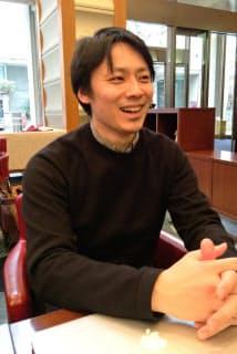 池田氏は競技環境の改善や普及に向けた活動に力を入れている