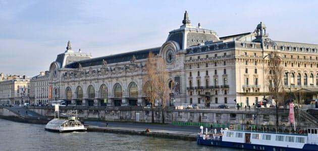 パリのオルセー美術館