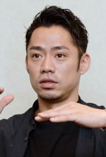 高橋さんは引退後、解説者として初めて現場に戻ってきた