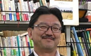筑波大学の大澤良教授