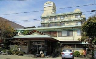 中国人経営者が買収したホテルは宿泊客が中国人だけになった(山梨県笛吹市)