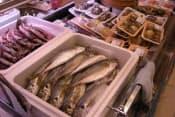 大衆魚のアジは店頭価格が上がった