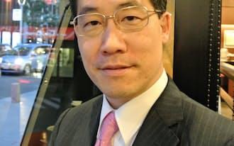 斎藤ウィリアム浩幸・インテカ―社長