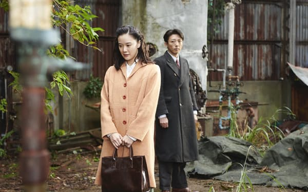 黒沢清監督「スパイの妻」