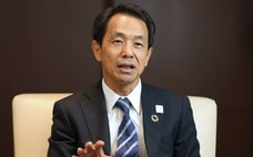 日本生命・清水社長に聞く コロナ下の世界経済の行方