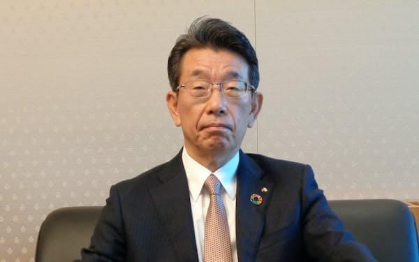 宮崎銀行の杉田頭取