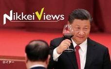 中国が突く自由貿易の空白 長引く米国不在