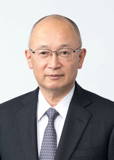商船三井社長に就任する橋本剛氏