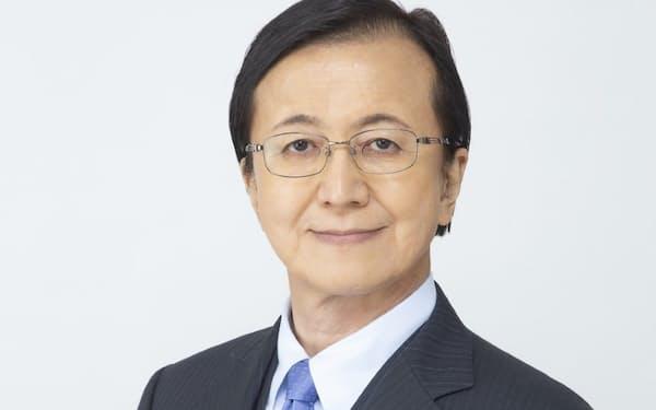 KADOKAWAの松原真樹社長