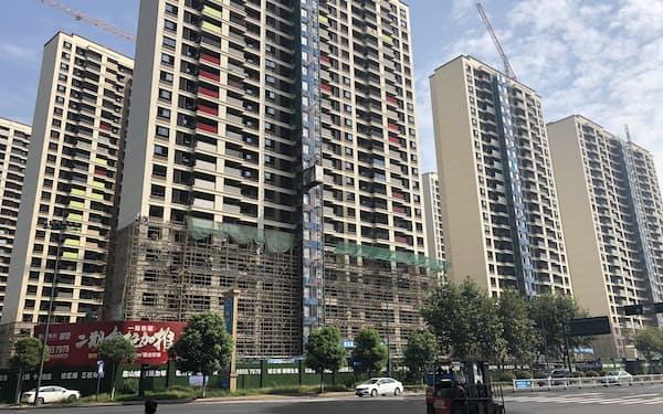 不動産価格が下落する都市が増えている(江蘇省常州市)
