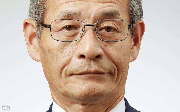 吉野彰・旭化成名誉フェロー(日本学士院提供)=共同