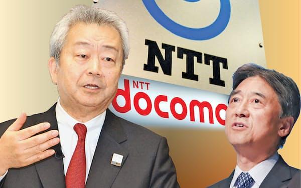NTTはNTTドコモの完全子会社に踏み切った