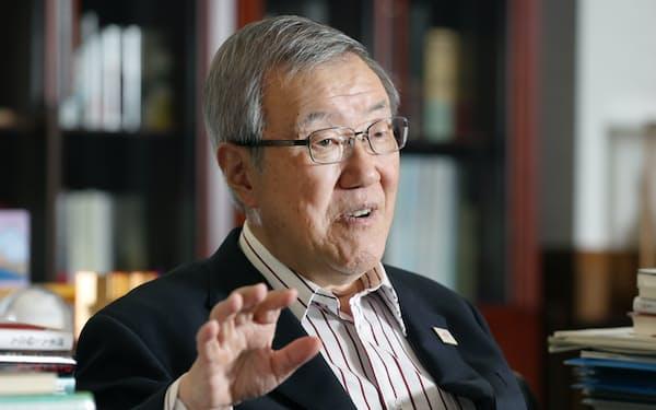 「読んでわくわくするかどうかを基準に本を選ぶ」という出口治明・立命館アジア太平洋大学学長