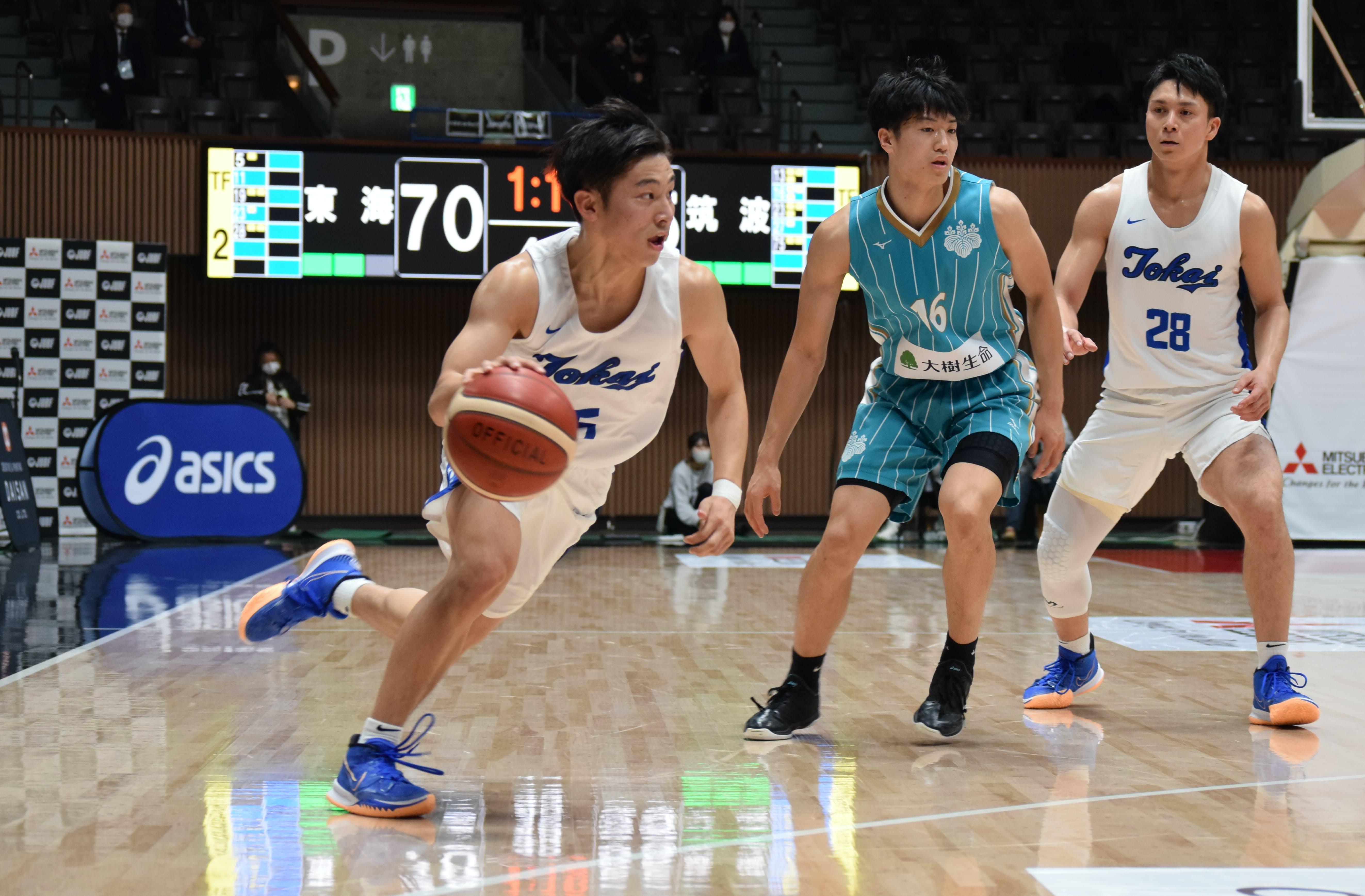 バスケ河村、再びBリーグへ 大学日本一を手土産に: 日本経済新聞