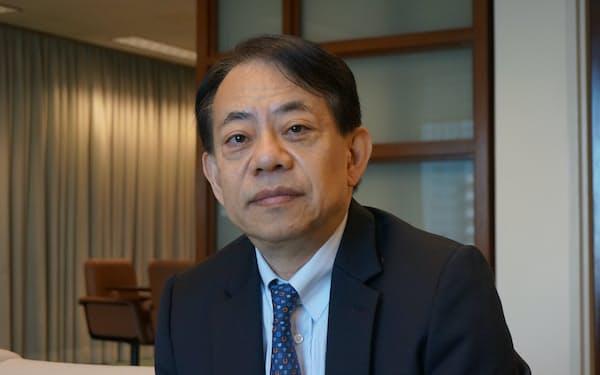 アジア開発銀行の浅川雅嗣総裁